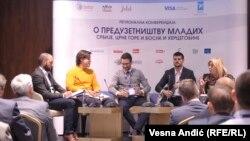 Mladi preduzetnici Balkana na konferenciji u Beogradu