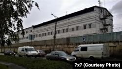 Колония для осужденных пожизненно ФКУ ИК-6 в поселке Торбеево в Мордовии