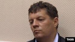 Ukrainian journalist Roman Sushchenko