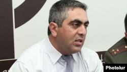 Арцрун Ованнисян (архивная фотография)