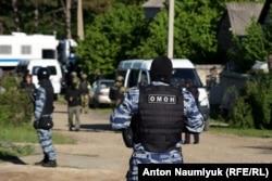 Обыски в домах крымских татар (2018)