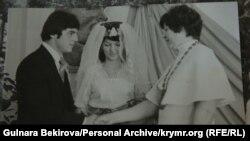 Свадьба Эдема и Гульнары