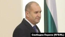 Президентът Румен Радев обяви, че ще наложи вето на част от промените в Закона за МВР още миналата седмица