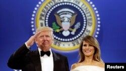 Tramp će za samo osam dana posetiti pet zemalja