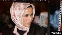 Recep Tayyip Erdoğanın qızı Sümeyye Erdoğan
