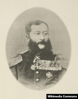 General Balakişi bəy Ərəblinski