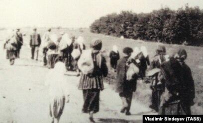 Селяни в пошуку їжі намагалися потрапити до сусідніх міст