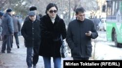 Аида Токтоматова, супруга экс-спикера ЖК КР