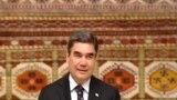 GRAB - 'Our Hero!': Lavish Praise For Turkmen President's Cutbacks