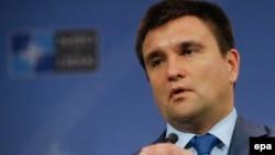 Павло Клімкін (на фото) обіцяє подавати до Міжнародного суду все нові факти порушень Росією прав людини