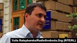 Керівник управління прокуратури Дніпропетровської області Богдан Чегіль
