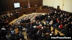 სასამართლოს სხდომათა დარბაზი