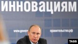 Россия Бош вазири Владимир Путин.