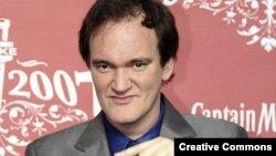 Amerikalı rejissor Quentin Tarantino.