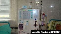 Dializ aparatı