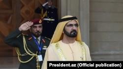 Dubay əmiri Mohammed bin Rashid Al Maktoum