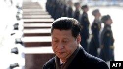 Хитой Президенти Си Цзиньпин.