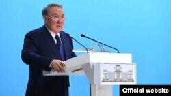 Президент РК Нурсултан Назарбаев.