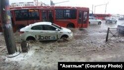 """Фото, которое """"Азатлык"""" приложил к обращению к мэру Казани Ильсуру Метшину"""