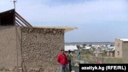 Бишкектин четиндеги Ак-Жар конушу