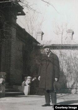 Сергей Третьяков. Пекин, 1924–1925. РГАЛИ