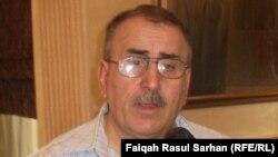 الأعظمي متحدثاً لإذاعة العراق الحر