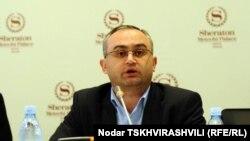 Министр энергетики и природных ресурсов Грузии Александр Хетагури