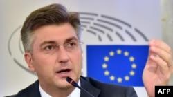 Andrej Plenković, kandidat za prvog čovjeka HDZ