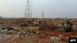 Сириските владини сили во Идлиб