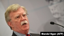 "Iran's foreign minister described U.S. national-security adviser John Bolton as the ""warmonger-in-chief."""