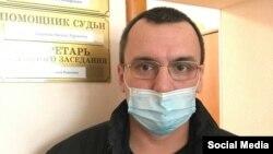 """Шеф-редактор радиостанции """"Эхо Москвы"""" в Уфе Руслан Валиев"""