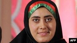 Aktivistja për të drejtat e njeriut nga Kandahari i Afganistanit, Mariam Durani.