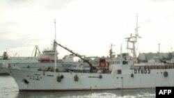 Южнокорейское рыболовное судно