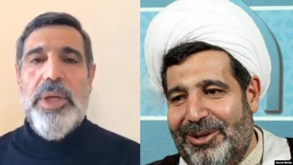 Gholamreza Mansouri, Iranian judge and former prosecutor.