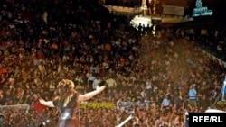 کنسرت لیلا فروهر در فروردین ۸۶ در دبی