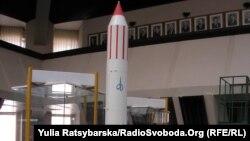 Ракета, розроблена КБ «Південне» (фото архівне)