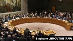 Mbledhje e Këshillit të Sigurimit të OKB-së. Foto nga arkivi