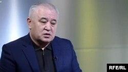 Омурбек Текебаев.