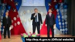 Празднование 44-летия «Крымского содового завода», декабрь 2017 год