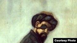 Көршермат. Асатилла Тешебаевдин сүрөтү. 1988-жыл