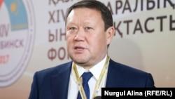 Құмар Ақсақалов, Солтүстік Қазақстан облысының әкімі.