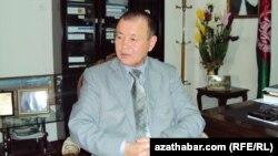 Owganystanyň bosgunlar boýunça ministri doktor Jemaher Enweri