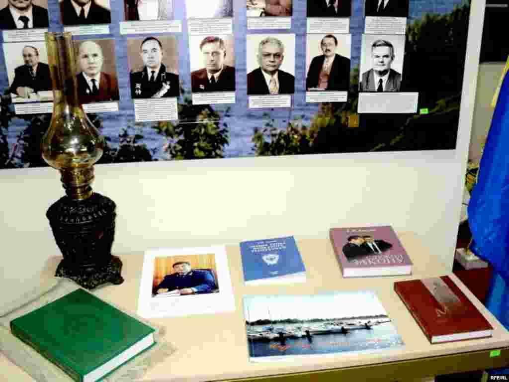 Район музеенда республиканың баш прокуроры Кафил Әмиров калдырган әйберләр, аның тамырлары Кама Тамагына тоташа - Кама Тамагы