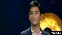 محمد عساف، خواننده ۲۳ ساله فلسطينی.