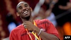 کوبی برایانت فوق ستاره بسکتبال جهان