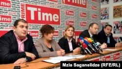 Протест против решения Народного защитника сегодня выразили еще трое бывших подчиненных уволенной вместе со своим заместителем Натии Имнадзе.– они написали заявление об уходе с работы