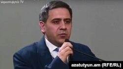 Հայաստանի ֆուտբոլի ֆեդերացիայի նախագահ Արմեն Մելիքբեկյան