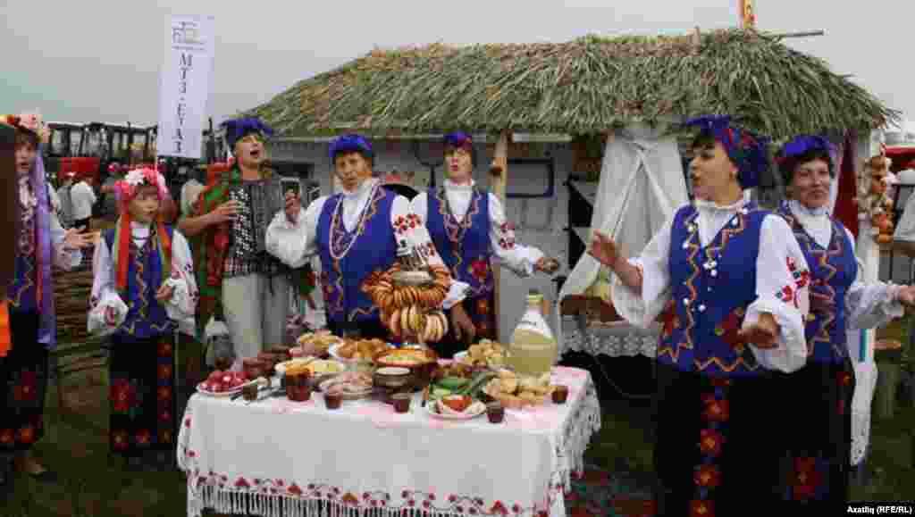 Татар Каргалы авылы сәнгать коллективы