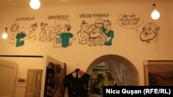 Magazinul Sue Ryder, Praga