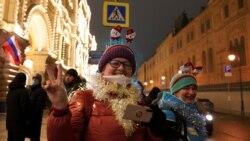 Moskva, 31 dekabr, 2020-ci il